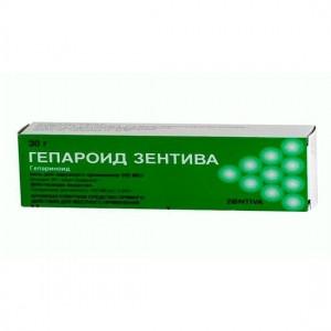 Гепароид Зентива